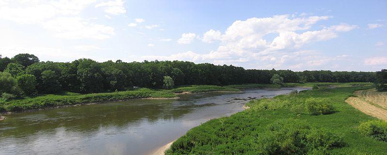 Stopień wodny Lubiąż
